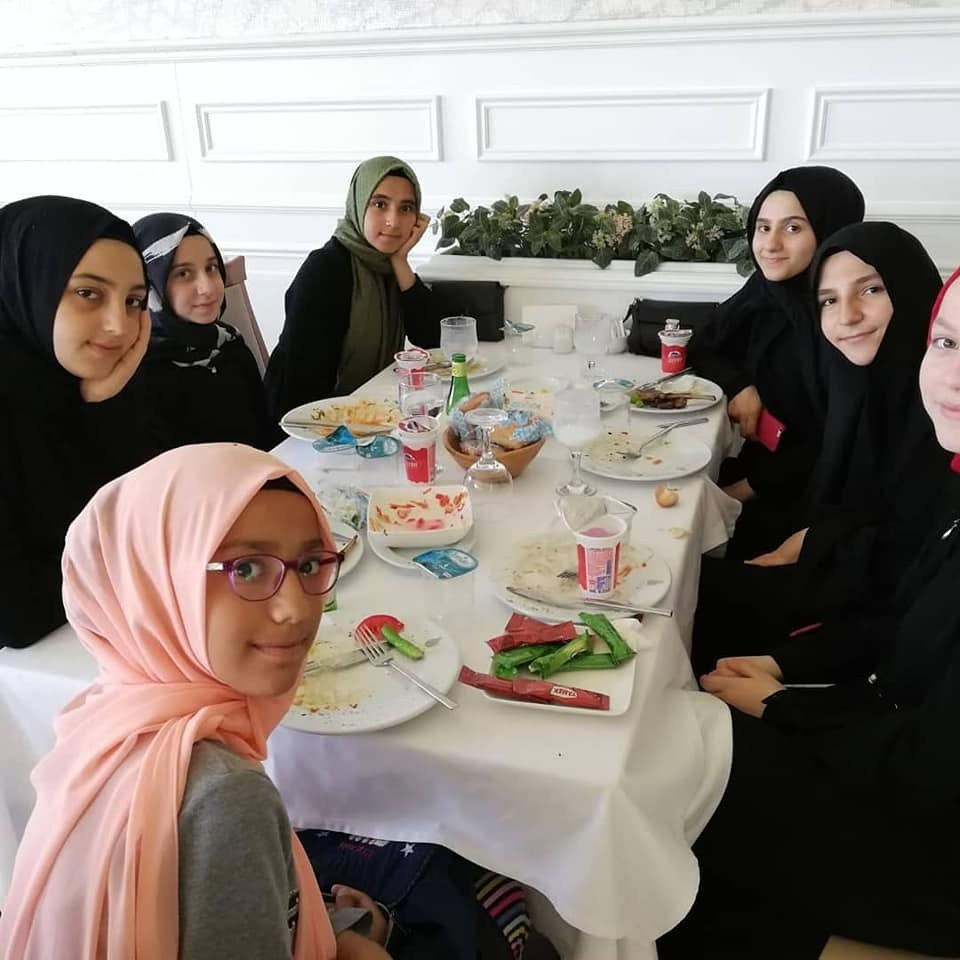 Başakşehir Tunahan Kız Kuran Kursu nda Hafızlığı devam eden öğrencilerimiz için düzenlediğimiz gezilerden...