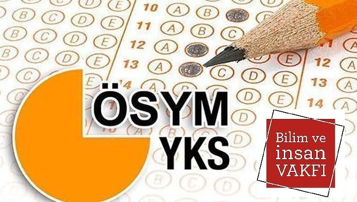 YKS Sınavına girecek olan tüm öğrencilerimize başarılar dileriz...